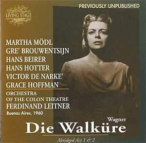 Wagner: Die Walküre: Act 1 & Act 2