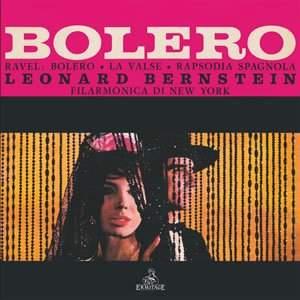 Leonard Bernstein conducts Ravel - Vinyl Edition