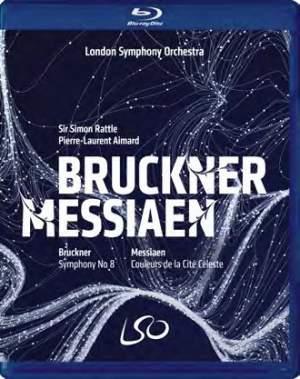 Bruckner: Symphony No. 8 & Messiaen: Couleurs de la Cité Céleste