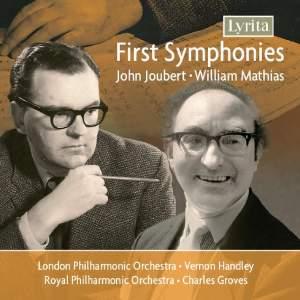 Mathias & Joubert - First Symphonies