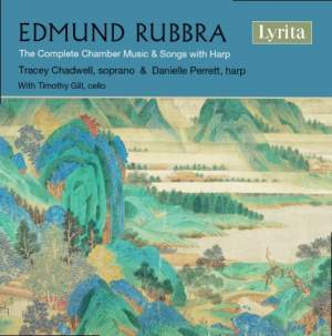 Rubbra: The Complete Chamber Music & Songs With Harp