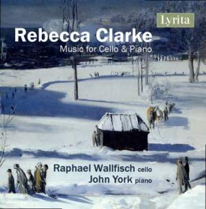 Rebecca Clarke: Music for Cello & Piano