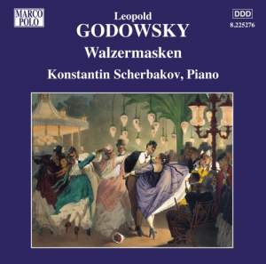Godowsky - Piano Music Volume 10 Product Image