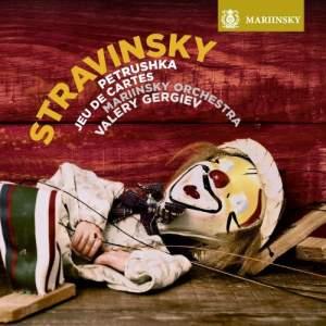 Stravinsky: Petrushka & Jeu de cartes