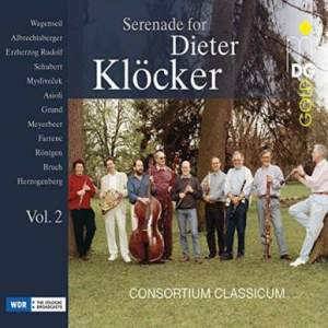 Serenade for Dieter Klöcker