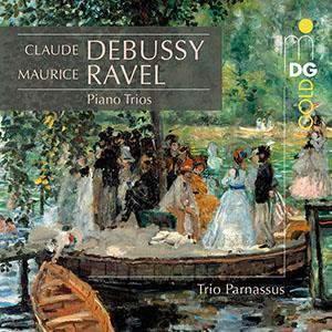 Trio Parnassus play Debussy & Ravel Piano Trios