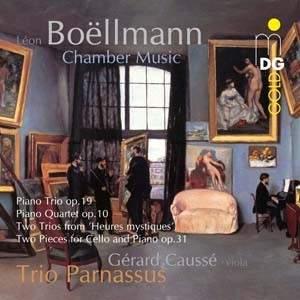 Léon Boellmann: Chamber Music
