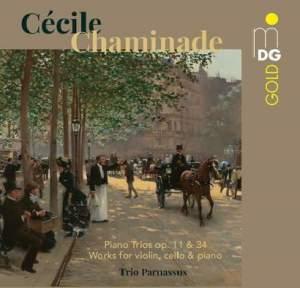 Chaminade: Piano Trios Nos. 1 & 2
