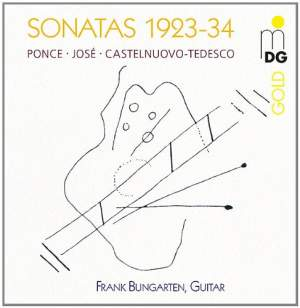Sonatas for Guitar 1923-34