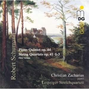 Schumann - Piano Quintet & String Quartets