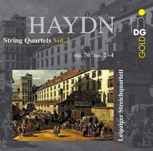 Haydn: String Quartets Volume 3