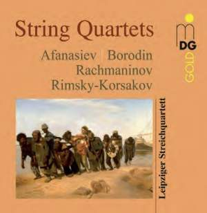 Russian String Quartets