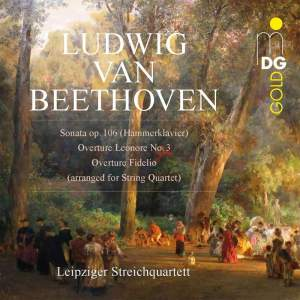 Beethoven: Hammerklavier Sonata (arr. for String Quartet)