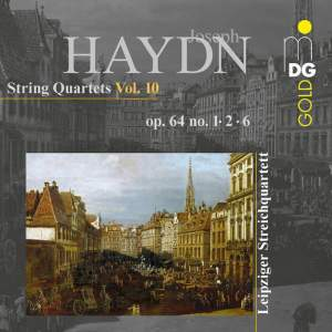 Haydn: String Quartets Vol. 10