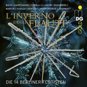 The 14 Flautists Of The Berliner Philharmoniker - Christmas Favourites