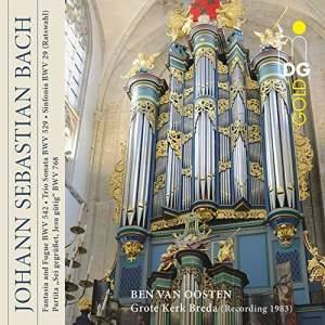 J S Bach: Organ Works
