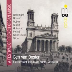 Festival of French Organ Music