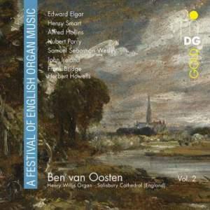 A Festival of English Organ Music Vol. 2