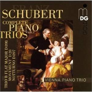 Schubert: Complete Piano Trios Vol 2
