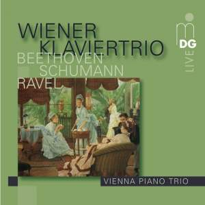 Beethoven, Schumann & Ravel: Piano Trios