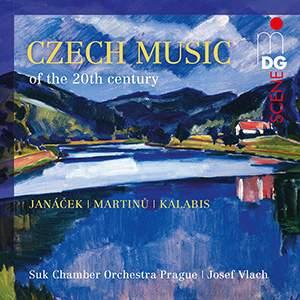 Czech Music Of The 20th Century