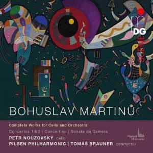 Martinu: Complete Works for Cello & Orchestra