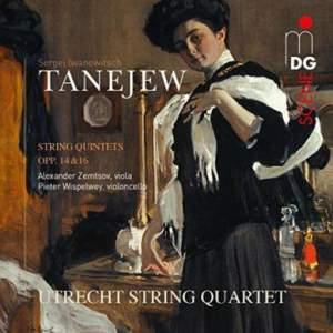 Taneyev: String Quintets