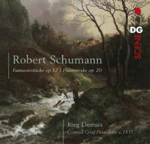 Schumann: Fantasiestucke, Op. 12 & Humoreske, Op. 20