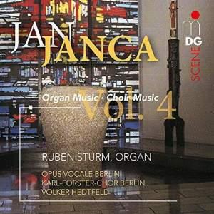 Janca - Organ Works Volume 4