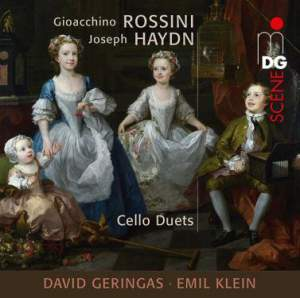 Rossini and Haydn: Cello Duets