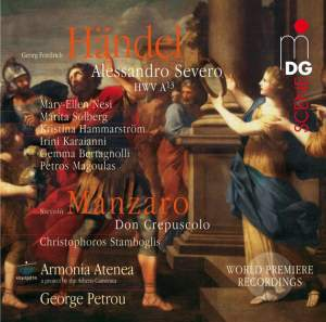 George Petrou conducts Handel & Manzaro