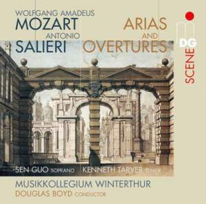 Mozart & Salieri: Arias and Overtures