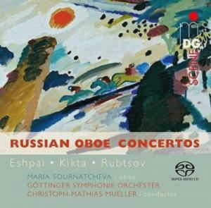 Russian Oboe Concertos