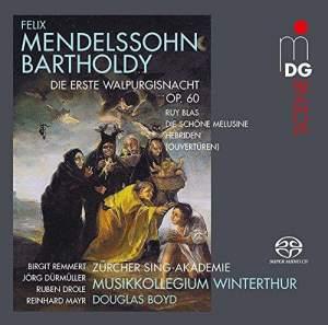 Mendelssohn: The First Walpurgis Night, & Overtures