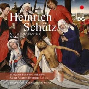 Schütz: Musikalische Exequien & Motets