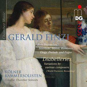 Finzi: Diabelleries & Five Bagatelles