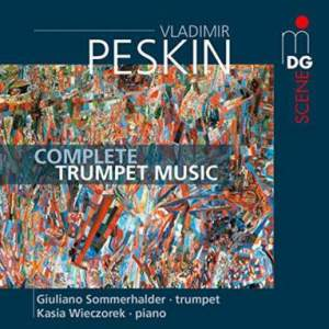 Vladimir Peskin: Complete Trumpet Music