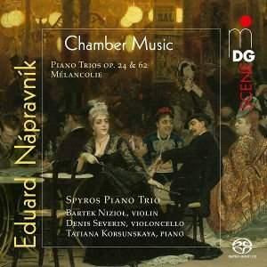 Eduard Nápravnik: Complete Piano Trios