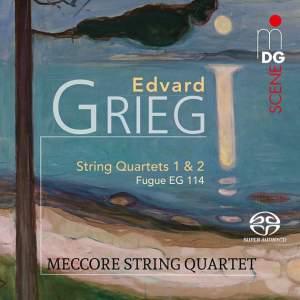 Grieg: String Quartets Nos. 1 & 2