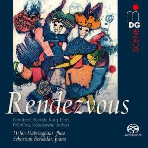 Rendezvous - Works For Flute & Piano
