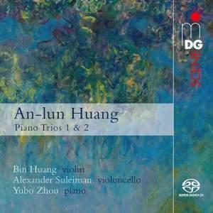 An-lun Huang: Piano Trios 1 & 2 Product Image