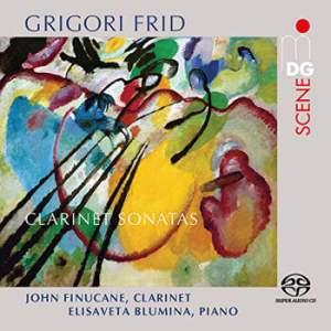 Grigori Frid: Clarinet Sonatas