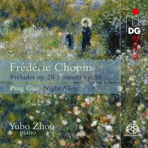 Chopin: 24 Préludes & Piano Sonata No. 3