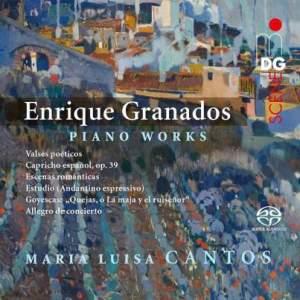 Granados: Piano Works