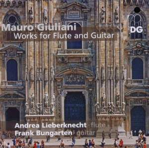 Mauro Giuliani: Works for Flute and Guitar