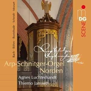 Arp Schnitger Organ Norden Volume 3