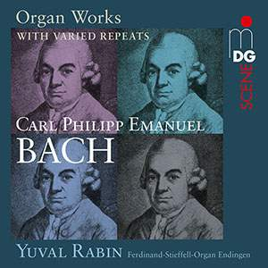 CPE Bach: Organ Works