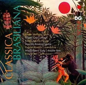 Classica Brasiliana - Music From Brasil
