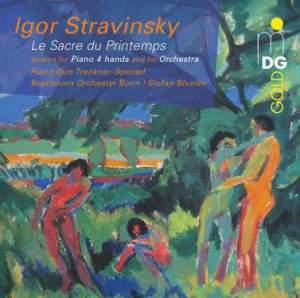 Stravinsky's Rite of Spring (2 versions)