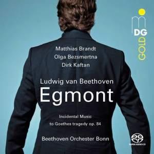 Beethoven: Egmont Op. 84